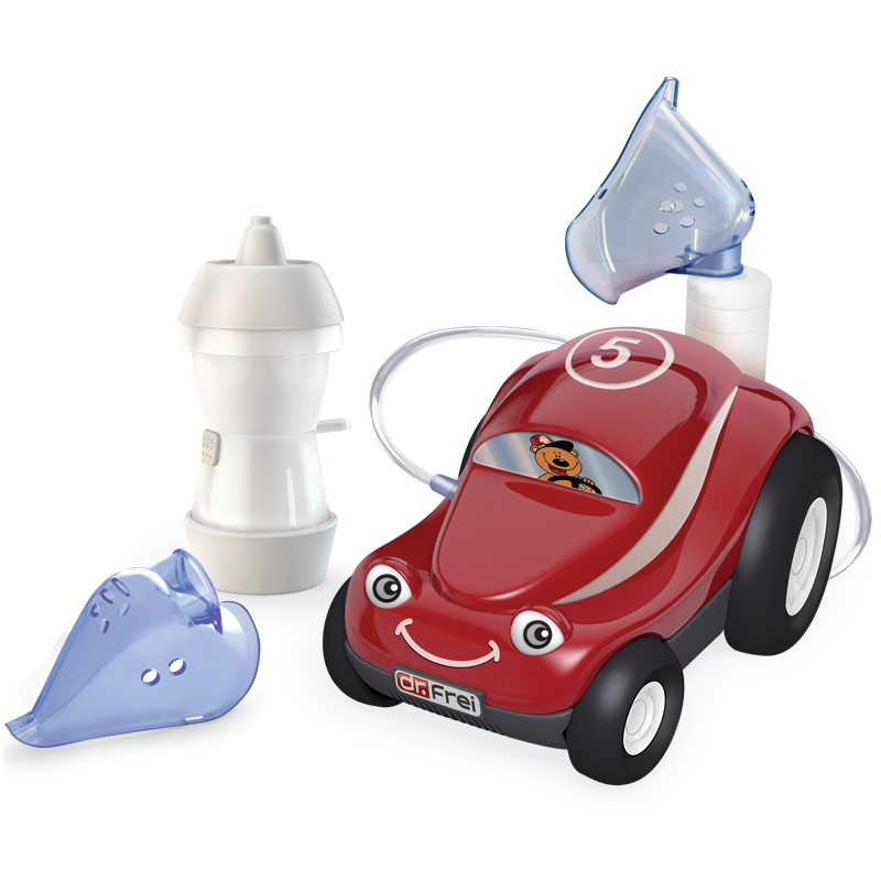 Nebulizer Dr.Frei Turbo Car review
